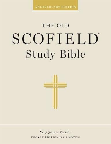 9780195271256: The Old Scofield� Study Bible, KJV, Pocket Edition, Pacific Duvelle