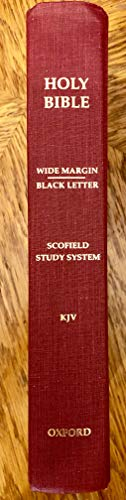 The Scofield Study Bible: The Holy Bible