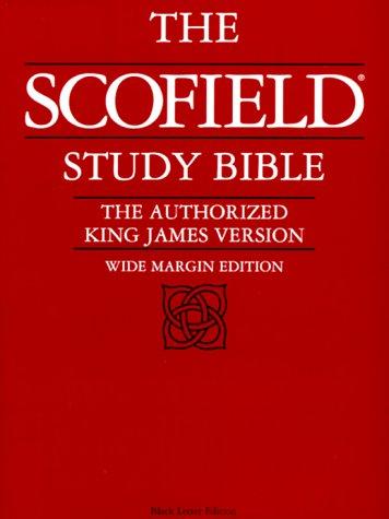 9780195273151: The Old Scofield® Study Bible, KJV, Wide Margin Edition