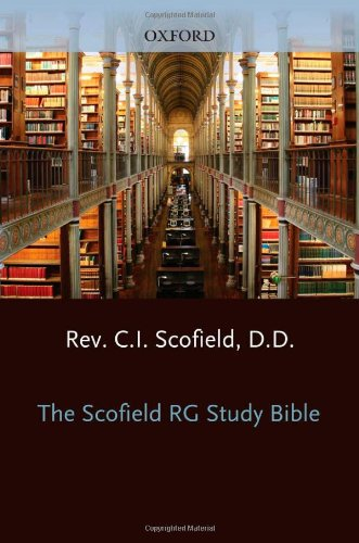 9780195274141: The Old Scofield Study Bible: King James Version, Blackbonded Leather, Standard Edition