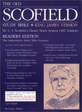 9780195274189: The Old Scofield® Study Bible, KJV, Standard Edition