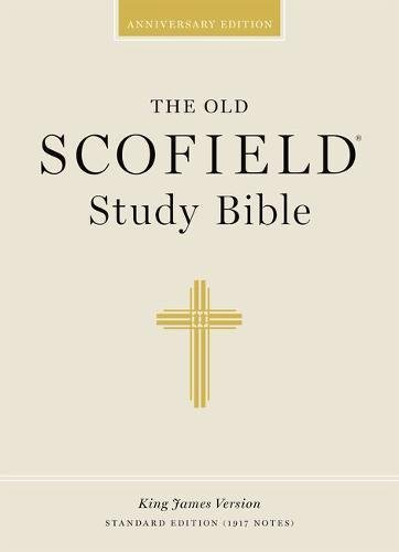 9780195274196: The Old Scofield® Study Bible, KJV, Standard Edition