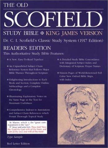 9780195274325: The Old Scofield® Study Bible, KJV, Standard Edition