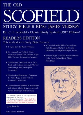 9780195274509: The Old Scofield® Study Bible, KJV, Reader's Edition: King James Version