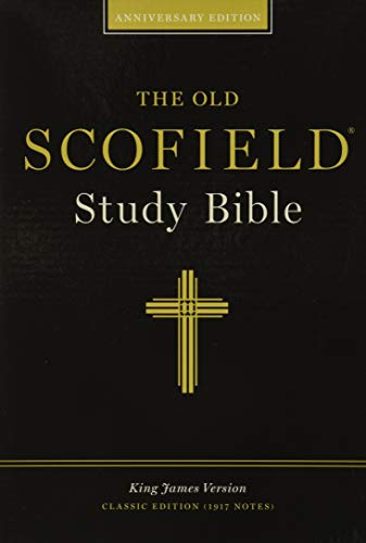9780195274585: The Old Scofield® Study Bible, KJV, Classic Edition