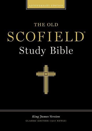 9780195274608: The Old Scofield® Study Bible, KJV, Classic Edition