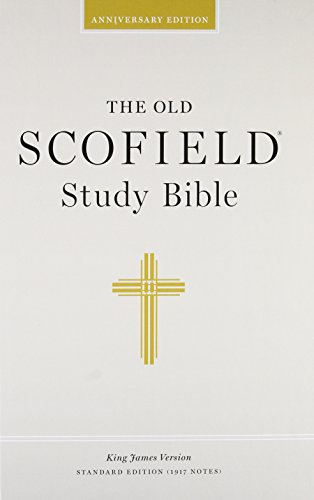 280RRL OLD SCOFIELD STUDY BIBLE KJV READERS' EDITION: 280RRL