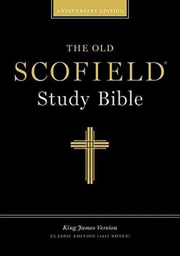 9780195274745: The Old Scofield Study Bible, KJV, Classic Edition (Thumb-Indexed, Navy Bonded Leather)