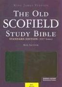 9780195274806: The Old Scofield® Study Bible, KJV, Standard Edition