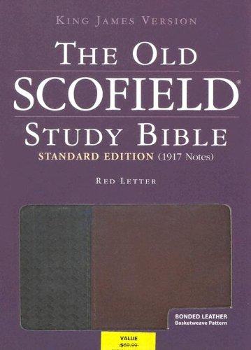 9780195274820: The Old Scofield® Study Bible, KJV, Standard Edition