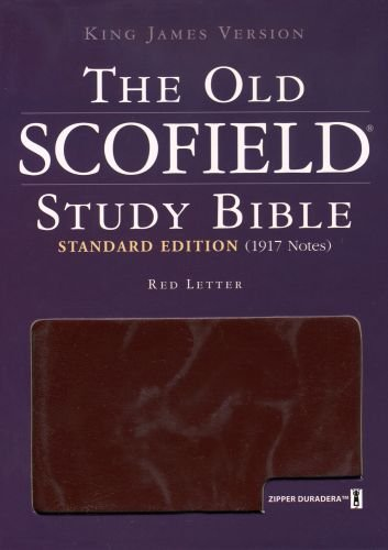 9780195274851: The Old Scofield® Study Bible, KJV, Standard Edition