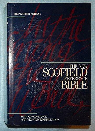 9780195275032: Bible: New Scofield Study Bible (Schofield Bibles)