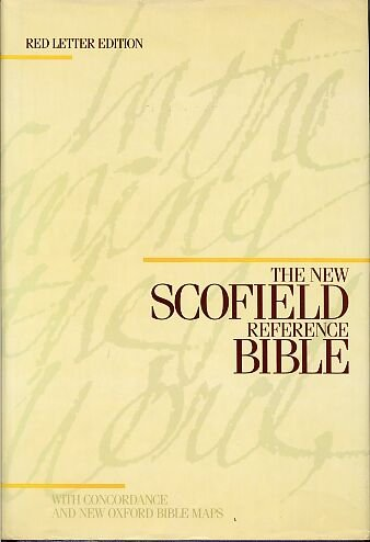 The New Scofield Reference Bible: Holy Bible,: Editor-C. I. Scofield