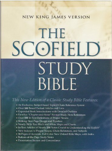 9780195275322: The Scofield® Study Bible, NKJV