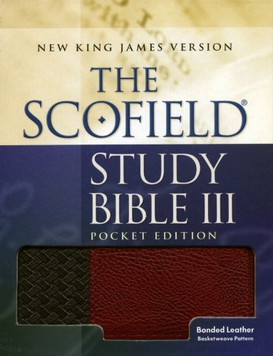 9780195275643: The Scofield® Study Bible III, NKJV, Pocket Edition