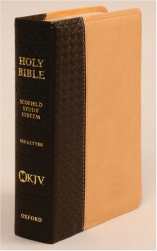 9780195275650: The Scofield Study Bible III: New King James Version, Basketweave Cocoa/harnes Bonded Leather 401rrl