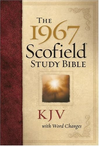 9780195277104: The 1967 Scofield® Study Bible, KJV, with Word Changes