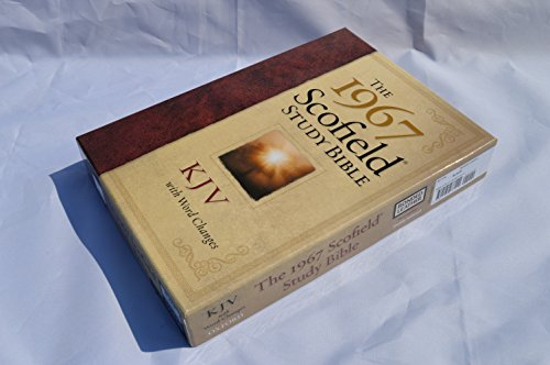 9780195277111: Holy Bible: the 1967 Scofield Study Bible : Authorized King James Version : with Word Changes to Help the Reader and Introductions, Annotations and Subject Chain References