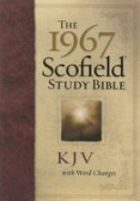 9780195277142: Holy Bible: King James Version, Black Genuine Leather, The 1967 Scofield Study Bible With Word Changes