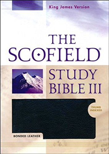 9780195278521: The Scofield® Study Bible III, KJV (Thumb-Indexed)