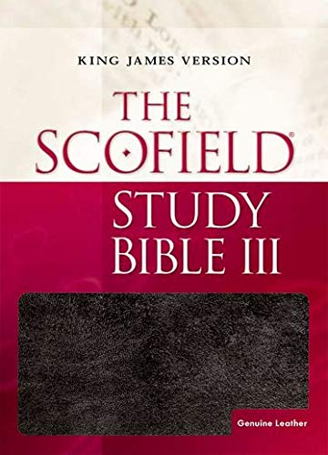 9780195278583: The Scofield® Study Bible III, KJV