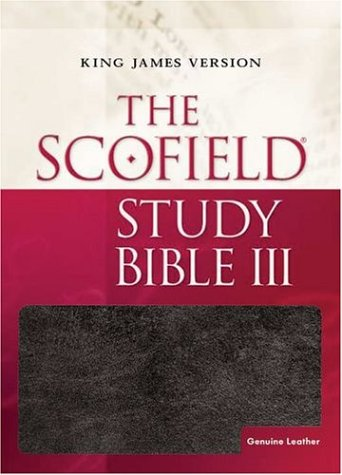 9780195278606: The Scofield® Study Bible III, KJV