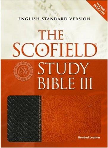 9780195278804: The Scofield® Study Bible III, ESV