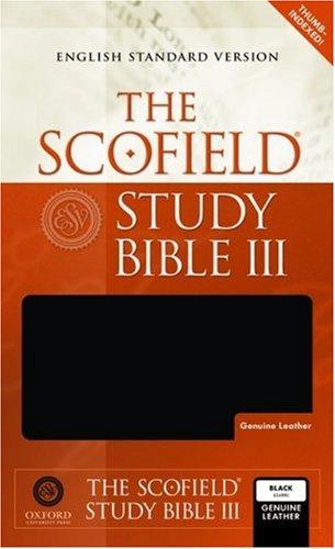 9780195278811: The Scofield® Study Bible III, ESV