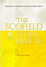 9780195278927: The Scofield® Study Bible III, HCSB: Holman Christian Standard Bible