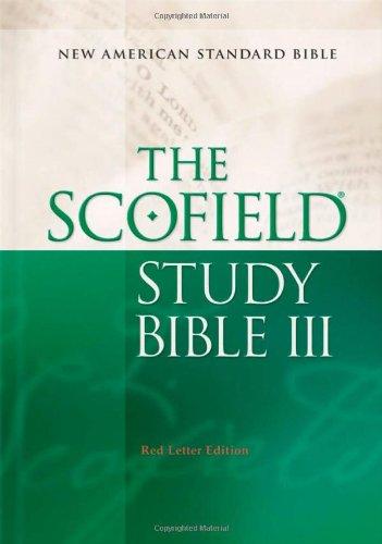 9780195279009: The Scofield® Study Bible III, NASB: New American Standard Bible
