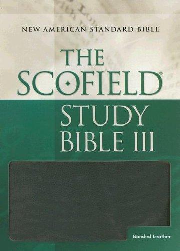 9780195279023: The Scofield® Study Bible III, NASB: New American Standard Bible