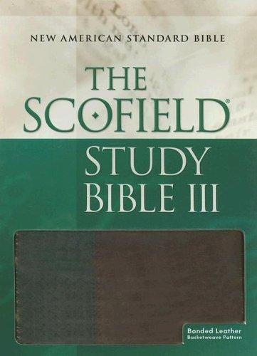 9780195279061: The Scofield® Study Bible III, NASB: New American Standard Bible
