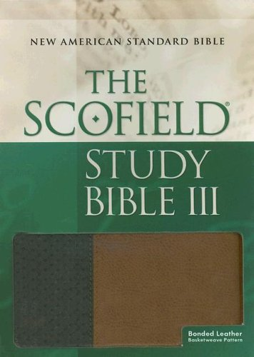 9780195279078: The Scofield® Study Bible III, NASB: New American Standard Bible