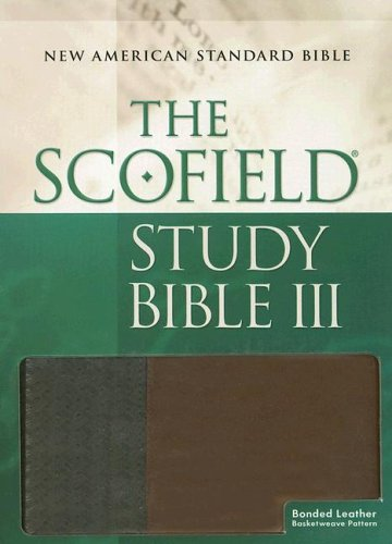 9780195279108: The Scofield® Study Bible III, NASB: New American Standard Bible