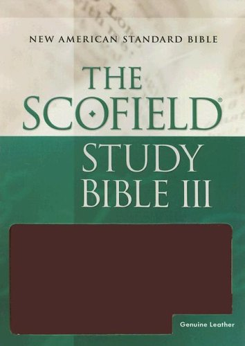 9780195279146: The Scofield® Study Bible III, NASB: New American Standard Bible
