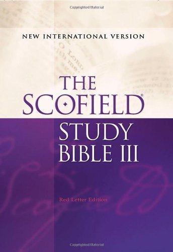 9780195280005: The Scofield® Study Bible III, NIV