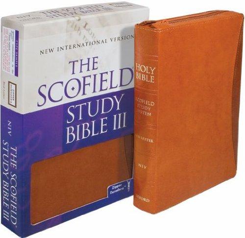 9780195280210: The Scofield® Study Bible III, NIV