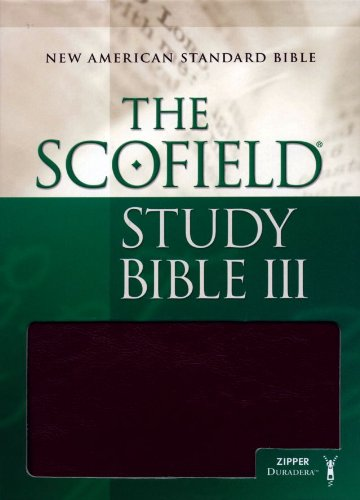 9780195280364: The Scofield® Study Bible III, NASB: New American Standard Bible