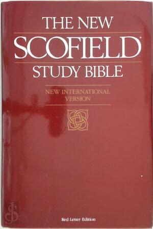 Oxford NIV Scofield Study Bible