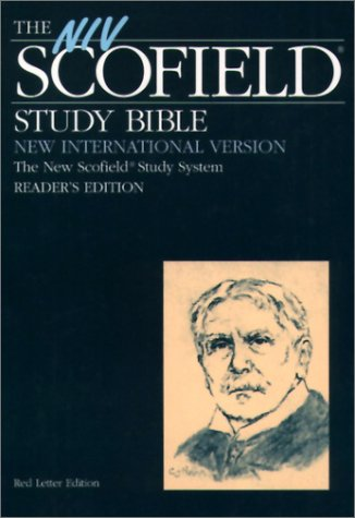 The NIV Scofield® Study Bible, Reader's Edition: