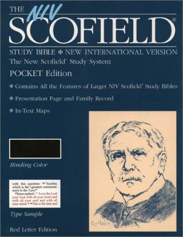 9780195281712: The NIV Scofield Study Bible, Pocket Edition: New International Version
