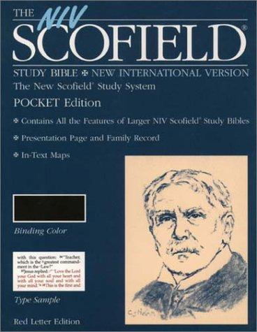 9780195281736: The NIV Scofield Study Bible, Pocket Edition: New International Version