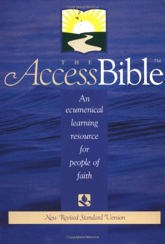 9780195282184: The Access Bible, New Revised Standard Version (Hardcover 9870)