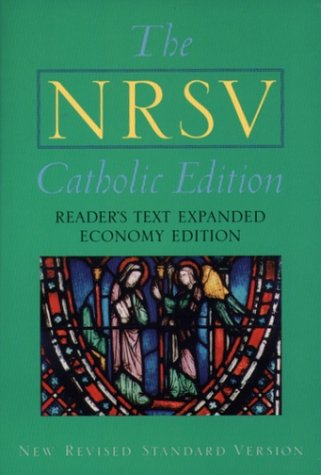 9780195282658: The NRSV Catholic Edition with Concordance: Economy Edition: New Revised Standard Version