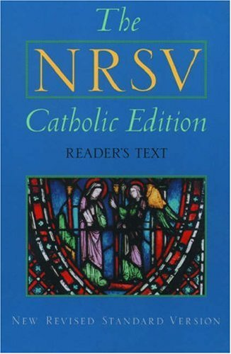 9780195282665: The NRSV Catholic Edition: Economy Edition: New Revised Standard Version