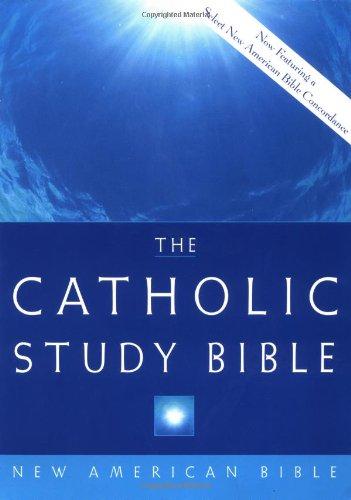 9780195282771: The Catholic Study Bible: New American Bible