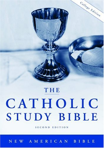 9780195282795: Catholic Study Bible-Nab