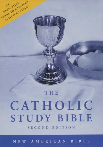 9780195282863: Catholic Study Bible-Nab