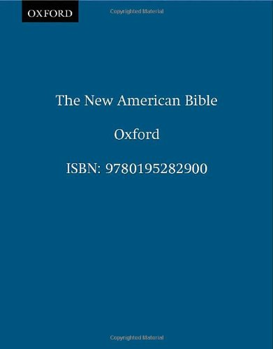 9780195282900: The New American Bible, Compact Edition