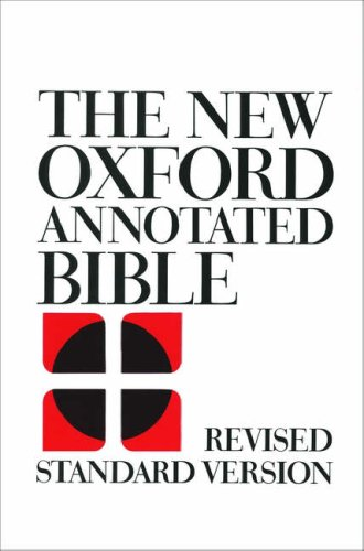 9780195283242: The New Oxford Annotated Bible: The Holy Bible/No 08900